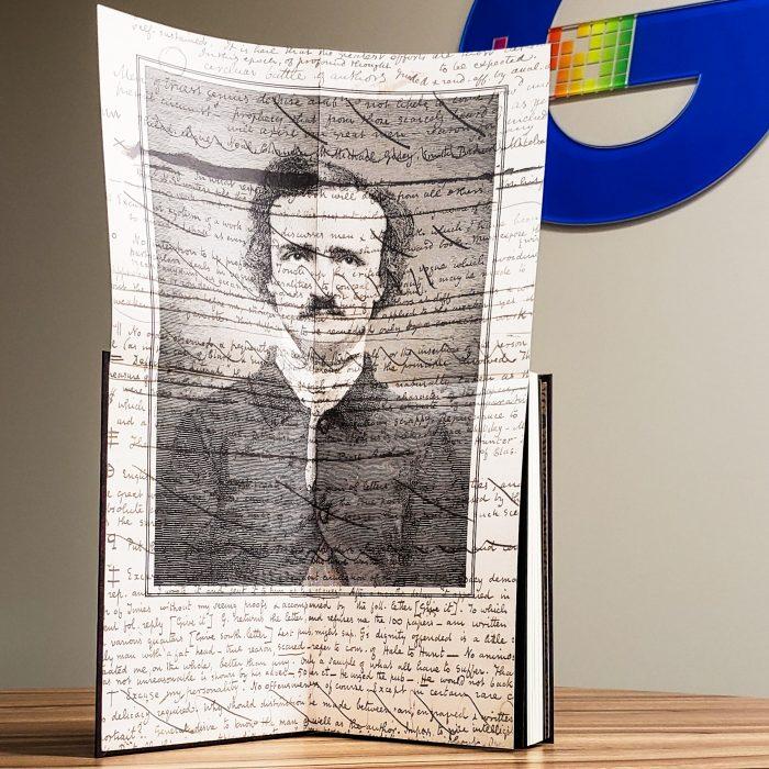 Edgar Allan Poe Vol. 2 Guarda Poster - Prêmio Fernando Pini