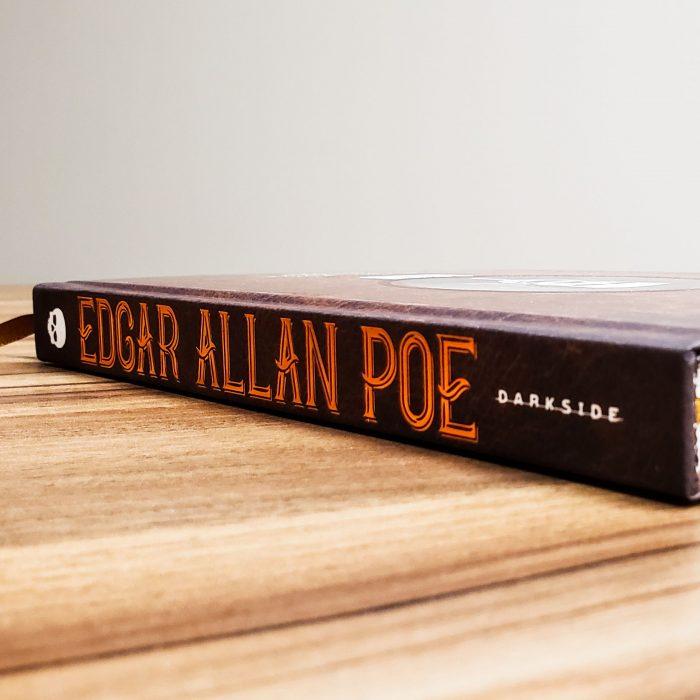 Edgar Allan Poe Vol. 2 Lombada - Prêmio Fernando Pini