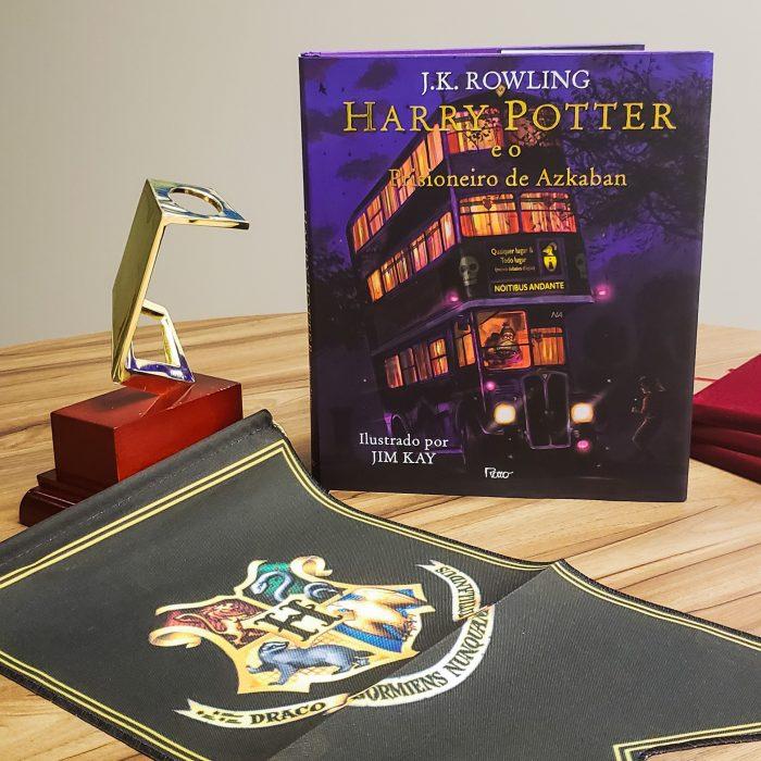 Harry Potter Flâmula- Prêmio Pini 2018
