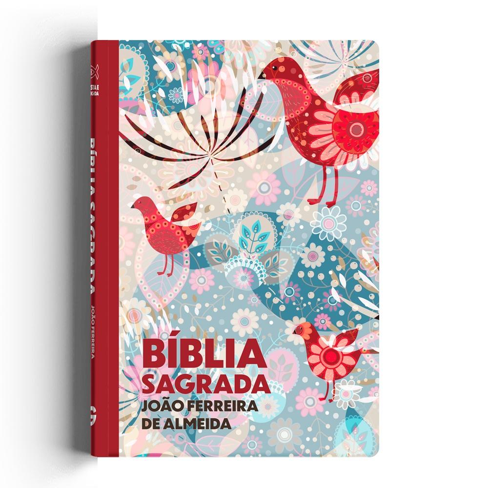 Bíblia ARC frente passaros