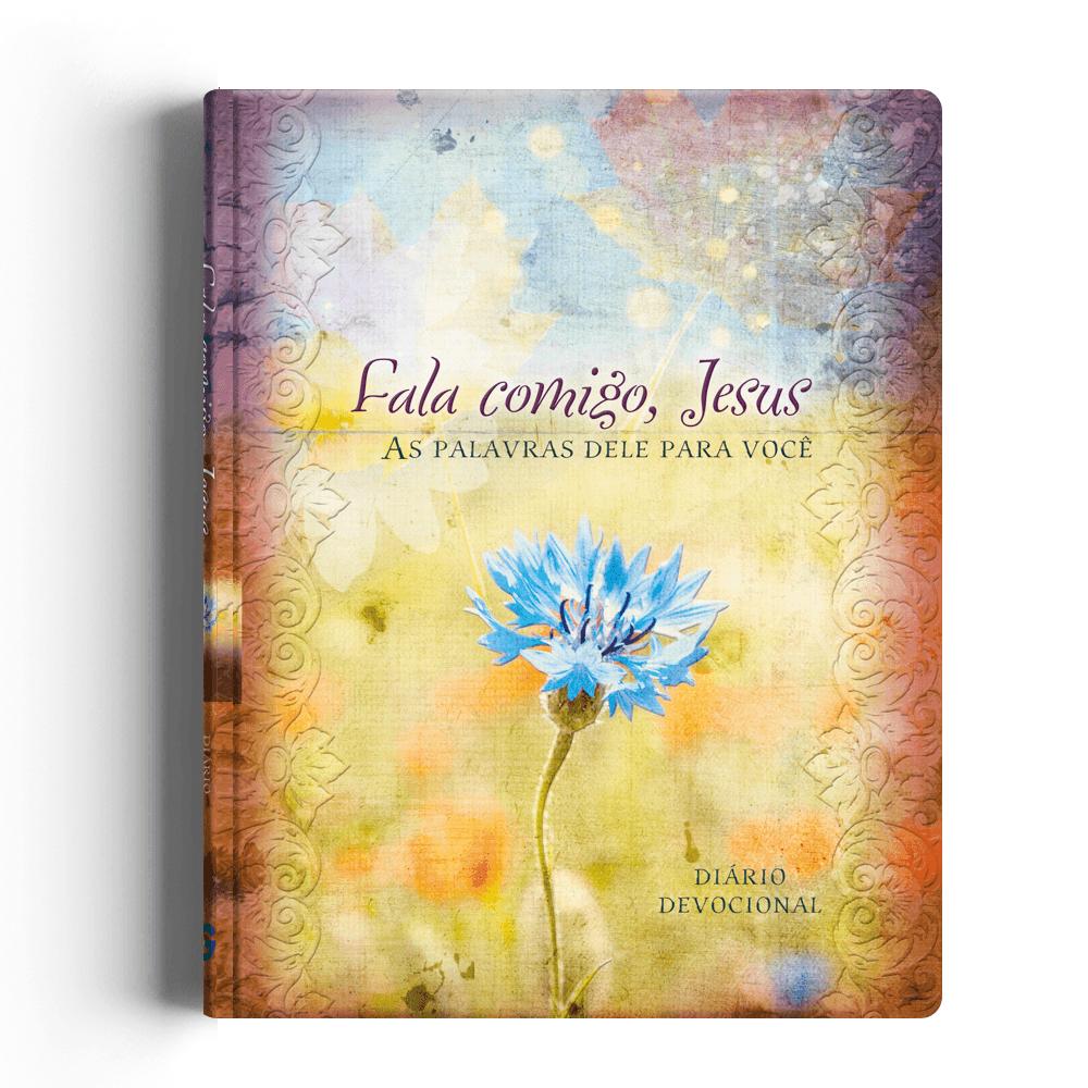 fala comigo Jesus Devocional diário
